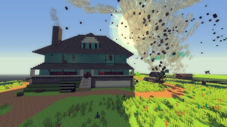 Weather & Tornadoes Mod mod 01