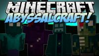AbyssalCraft mod for Minecraft logo