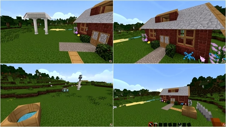 Architecture Craft Mod 4