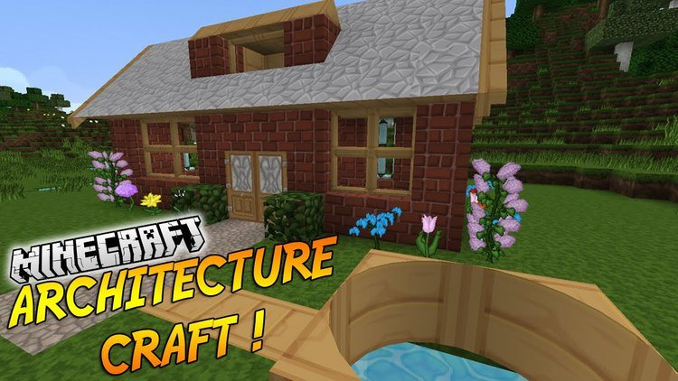 Architecture Craft Mod Logo