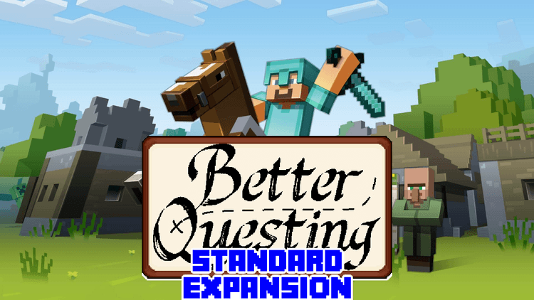 Better Questing – Standard Expansion Mod logo
