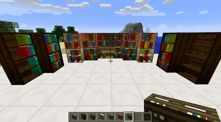 BiblioCraft Natura Edition mod for Minecraft 03