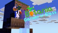 Botania Garden of Glass mod for minecraft logo
