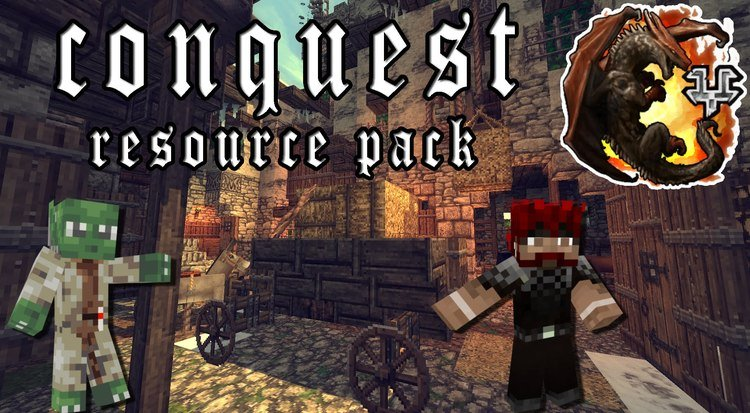 Conquest Resource Pack Logo