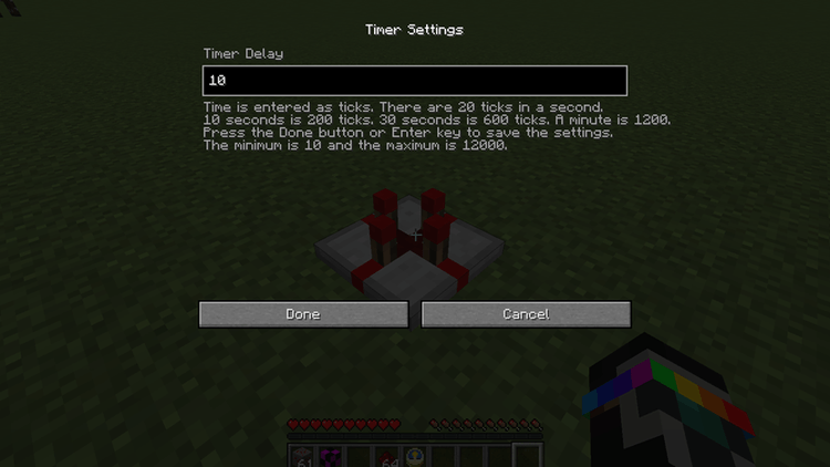 Dark Utilities mod for Minecraft 01