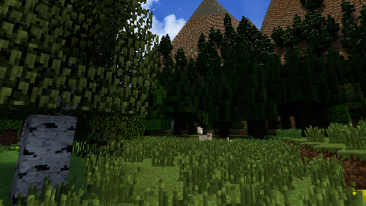 Default HD resource pack 03
