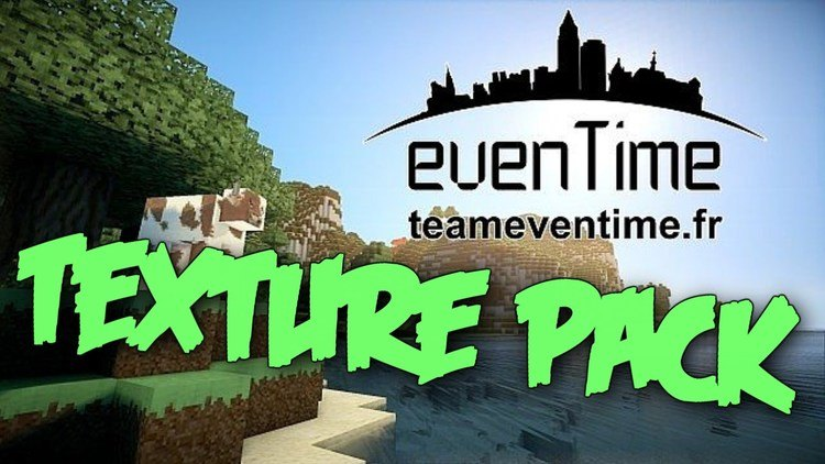 EvenTime Resource Pack Logo