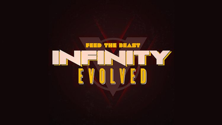 Feed The Beast Infinity Evolved Mod logo