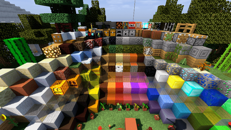 Faithful Resource Pack 1