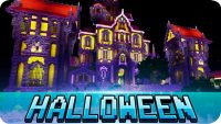 Halloween Resource Pack for Minecraft Logo