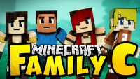 JinRyuus Family C mod for Minecraft logo