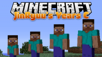 JinRyuus Years C mod for Minecraft logo