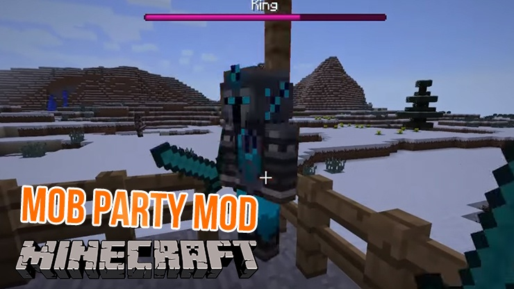 Mob Party Mod Logo