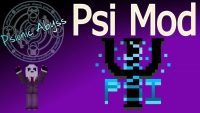 PSIonic Upgrades for Minecraft Logo