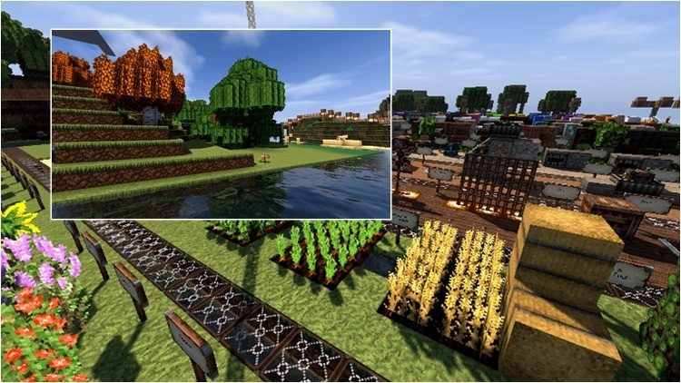 Pumpkin Resource Pack 2