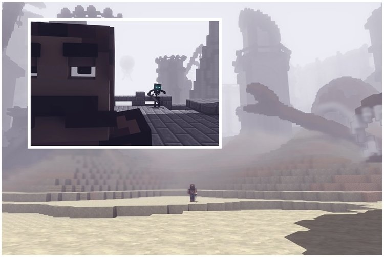 Selakyn Map for Minecraft 1