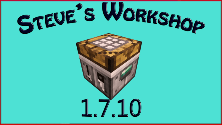 Steve's Workshop Mod logo