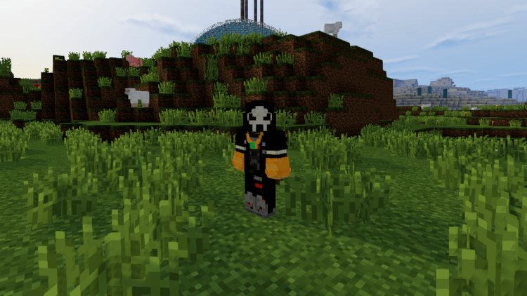 The RPG Inventory and ClassArmor Mod for Minecraft 1