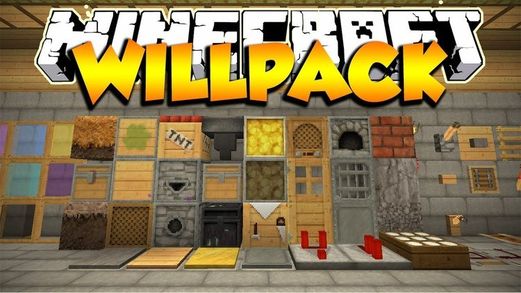 Willpack Resources Pack Logo
