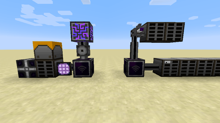 AE2 Stuff mod for Minecraft 01