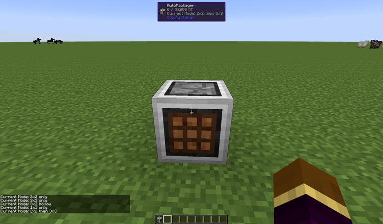 AutoPackager mod for minecraft 02