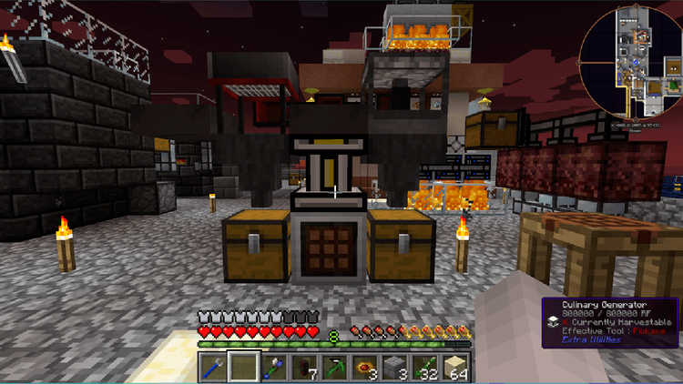 AutoPackager mod for minecraft 03