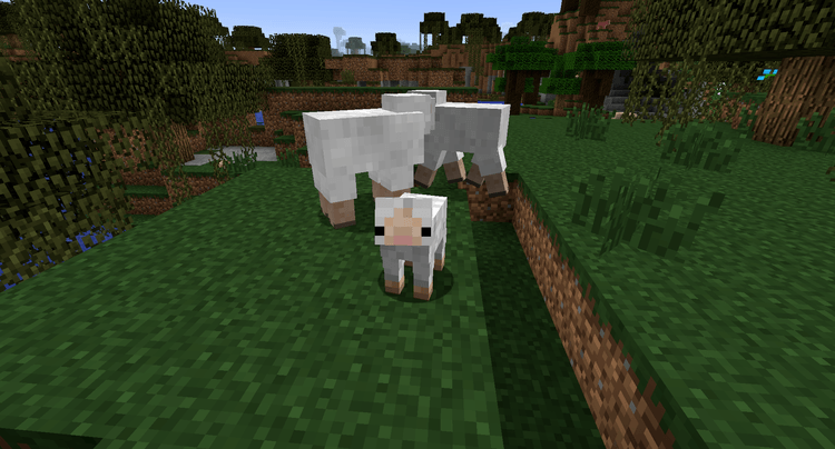 Baby Animals Models Swapper Mod for Minecraft 3