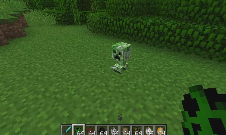 Baby Mobs Mod for Minecraft 1