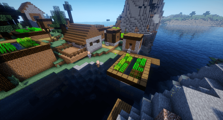CaptTatsu's BSL Shaders Mod for Minecraft 4