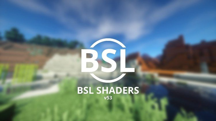 CaptTatsu's BSL Shaders Mod for Minecraft Logo
