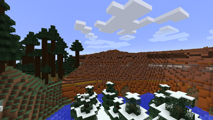 Climate Control mod for minecraft 01