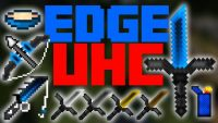 EDGE UHC PvP Resource Pack for Minecraft Logo