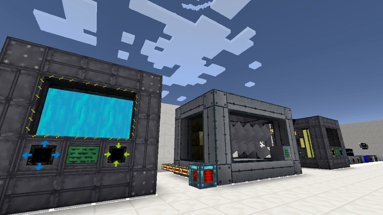 Extreme Reactor mod for minecraft 01