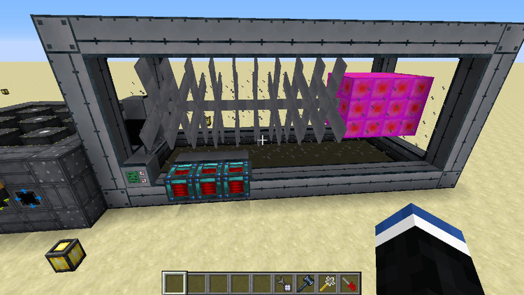 Extreme Reactor mod for minecraft 03
