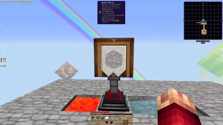 FTB Presents Skyfactory 2.5 mod for Minecraft 03