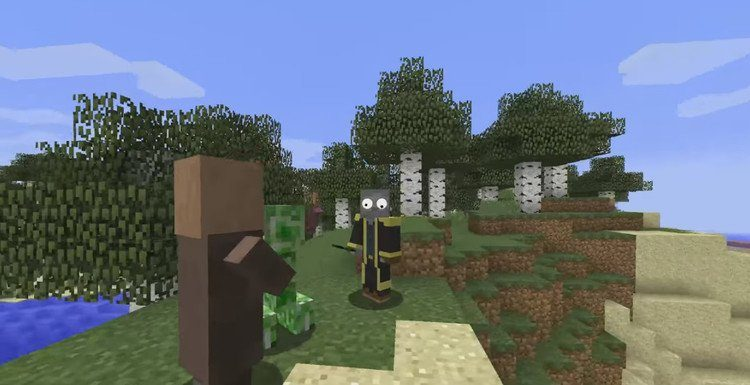 GooglyEyes Mod for Minecraft 3