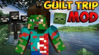 Guilt trip mod for minecraft logo