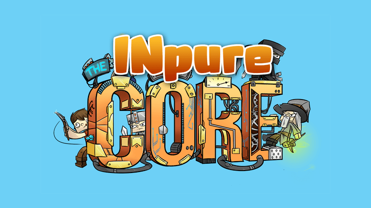 INpure Core mod for minecraft logo