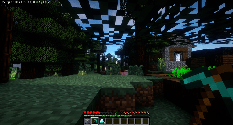 Level Up Mod for Minecraft 1