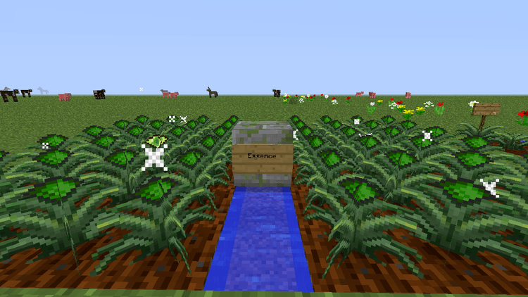 Magical Crops Decorative mod for minecraft 02