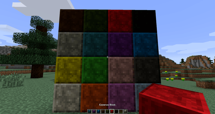 Magical Crops Decorative mod for minecraft 04
