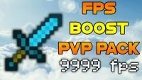 Max FPS PvP Resource Pack Logo