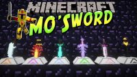 Mo Swords Mod for Minecraft Logo