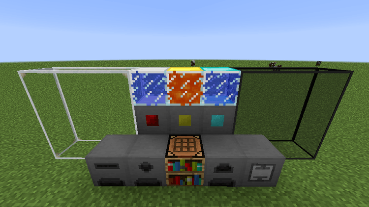 NeoTech mod for minecraft 01