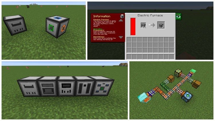 NeoTech mod for minecraft 03