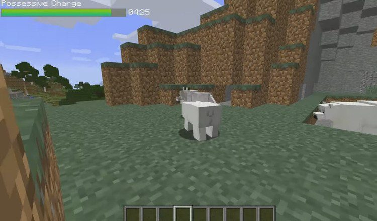 Possessed Mod for Minecraft 2