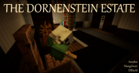 The Dornenstein Estate Map kinh dị - Minecraft Logo