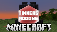 Tinkers Addons mod for minecraft logo