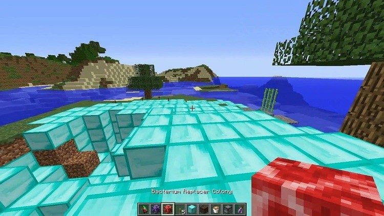 bacteria mod for minecraft 01