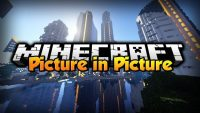 picture in picture mod for minecraft logo